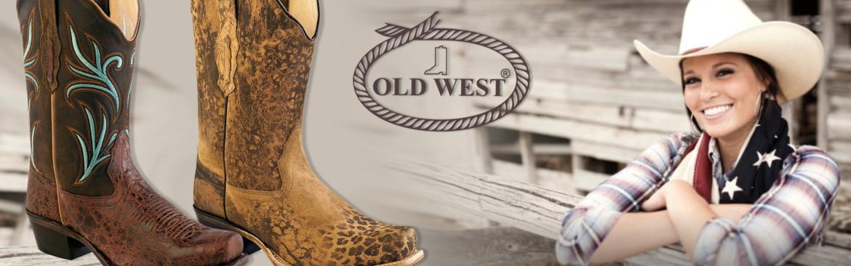 OLD-WEST-western-laarzen- -Dames